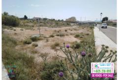 Solar en Cela, Almería, homemarysol