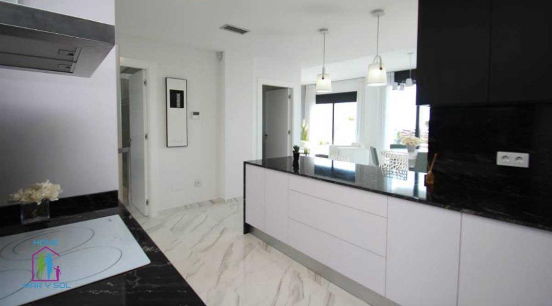 Residencial en Castalla, Alicante