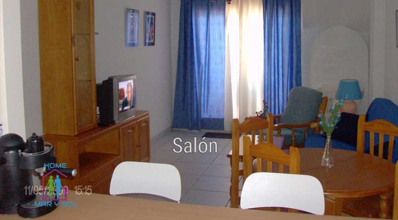 Apartamento en Vera playa, Almería. homemarysol